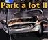Autos einparken auf Parkplatz